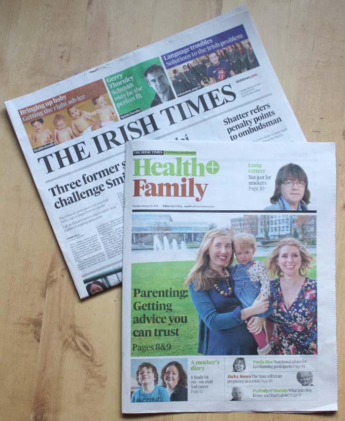 Irish times 1